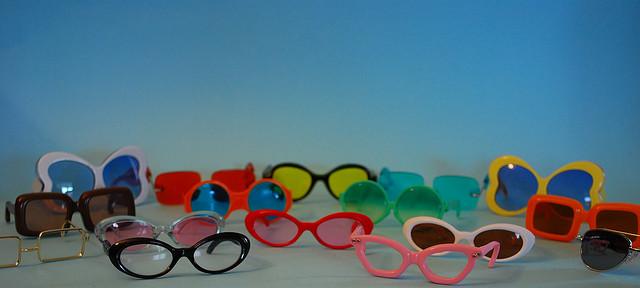 あなたのメガネは?